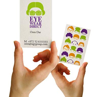 פרוייקט בניית אתרים EyeWear