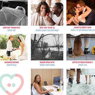 פרויקט בניית אתרים מה וזה חתונות
