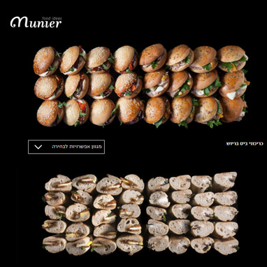 Munier Food ideas