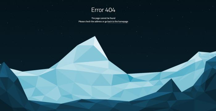עמוד 404 sketchfab